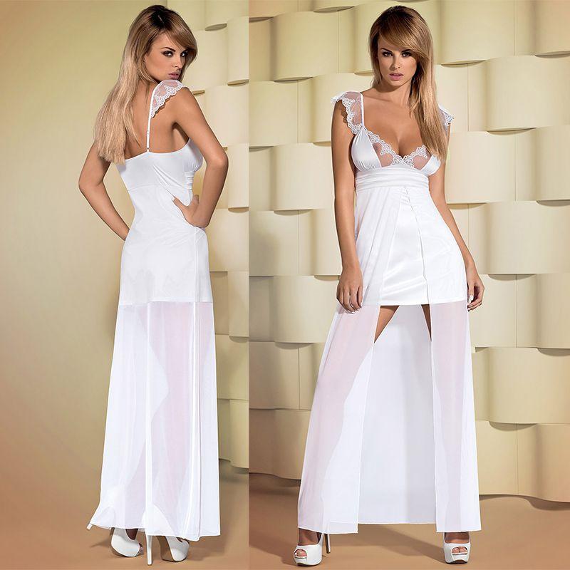 Платье сорочка длинное