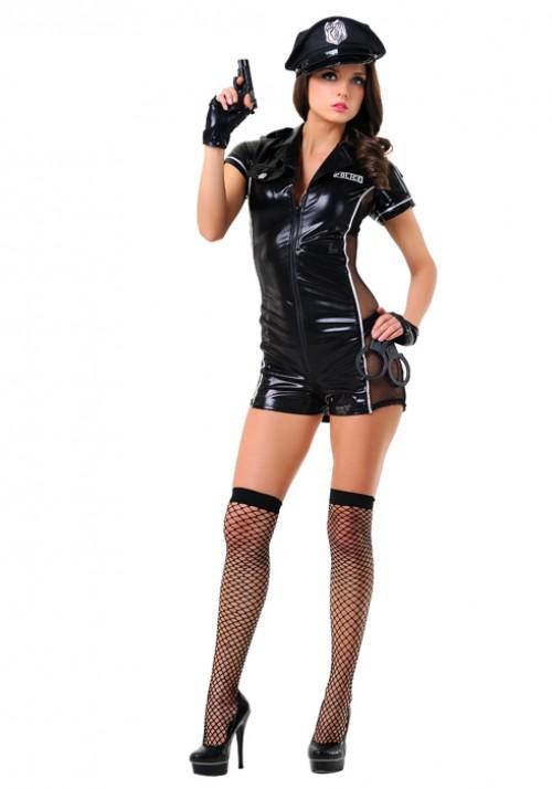 фото женщины в нарядах милиционера ххх