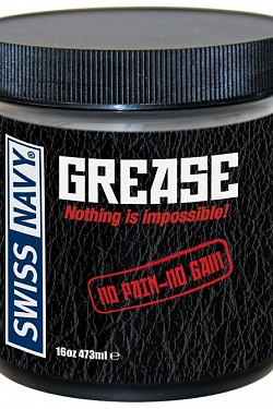Крем для фистинга Swiss Navy Grease - 473 мл. Swiss navy SNOG16 с доставкой